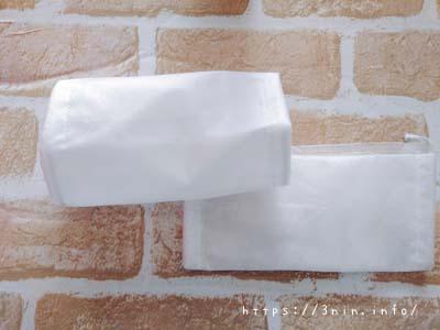 作る マスク で 不織布